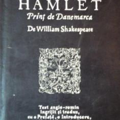 TRAGEDIA LUI HAMLET, PRINT DE DANEMARCA de WILLIAM SHAKESPEARE - Carte Cinematografie