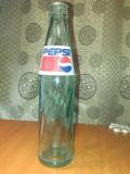 sticla pepsi de la inceputul anilor '90- de colectie
