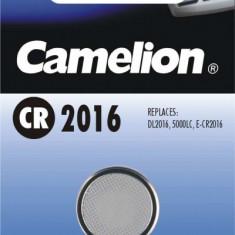 BATERIE LITIU CR2016 CAMELION - GERMANIA - Baterie ceas