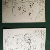 Set caricaturi semnate Eugen Drăgutescu