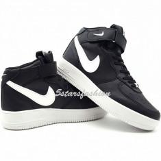 Adidasi Nike Air Force 1 - Adidasi barbati Nike, Marime: 37, 43, Culoare: Din imagine, Piele sintetica