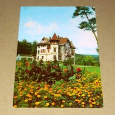 Natura flori Baile Moneasa Arad 1973 circulata 2+1 gratis RBK19582 - Carte postala tematica, Necirculata, Fotografie