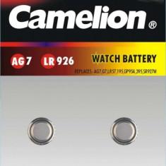 BATERIE ALKALINA AG7 CAMELION - GERMANIA - Baterie ceas