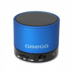 OMEGA BLUETOOTH SPEAKER v3.0 OG47 BLUE - Boxe PC