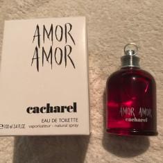 Tester Cacharel Amor Amor 100 ml - Parfum femeie Jean Paul Gaultier, Apa de toaleta