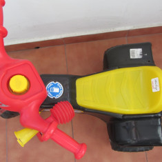 Tricicleta copii Pilsan ATV