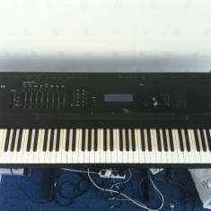 Sintetizator/pian electronic 88 clape cu tuseu de pian Kurzweil K2500X