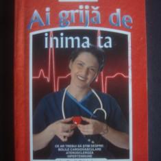 EMIL RADULESCU - AI GRIJA DE INIMA TA