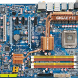 Placa baza Gigabyte GA-X48-DS5 Intel X48 , DDR2, socket 775 - Noua