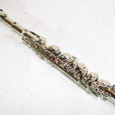 Piccolo Flaut Piculina argintiu Cherrystone Nou FLute DO Major Germania