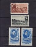 ROMANIA  1950  LP 262  CENTENARUL NASTERII LUI I.  ANDREESCU  SERIE  MNH, Nestampilat