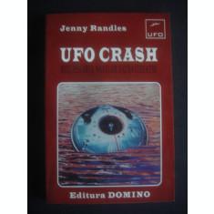 JENNY RANDLES - UFO CRASH * RECUPERAREA NAVELOR EXTRATERESTRE