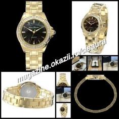 CEAS DAMA SERENE MARCEAU DIAMOND JARDIN DU LUXEMBOURG 52 DIAMANTE INOX AURIU, Lux - elegant, Quartz