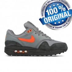 ADIDASI ORIGINALI 100% Nike Air Max 1 din germania UNISEX nr 37.5 - Adidasi dama, Culoare: Din imagine
