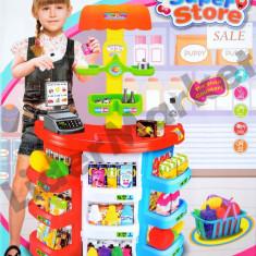 Supermarket de jucarie pentru copii 80 x 51 x 27 cm