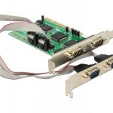 CONTROLER PCI CARD 4X SERIAL DELOCK 89046