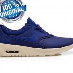 UNICAT ! ADIDASI ORIGINALI 100% Nike Air Max THEA Premium leather UNISEX 38;39 - Adidasi dama Nike, Culoare: Din imagine