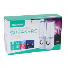 BOXE OMEGA OG12DSW DANCING 6W USB - Boxe PC