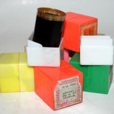 Figuri de chimisti romani diafilm/ diafilme - ilustratii color cu povesti