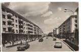 CPI (B7378) CARTE POSTALA - BACAU. CALEA MARASESTI, R.P.R., 1964, Circulata, Fotografie