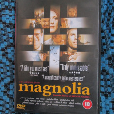 MAGNOLIA (1 FILM DVD ORIGINAL cu TOM CRUISE) - Film drama, Engleza