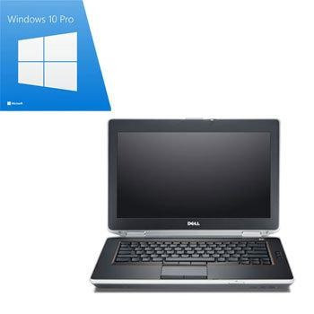 Laptop Refurbished Dell Latitude E6420 i5 2520M Windows 10 Pro foto mare
