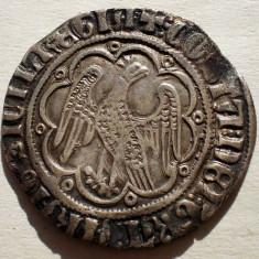 G.023 ITALIA SICILIA MESSINA PIETRO III DʹARAGONA 1282 1285 PIERREALE ARGINT - Moneda Medievala, Europa