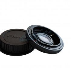 Inel adaptor Canon FD FL - Canon EOS - Inel adaptor obiectiv foto