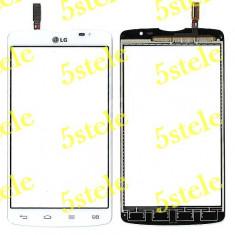 Touchscreen LG L80 Dual/D380 white original - Touchscreen telefon mobil