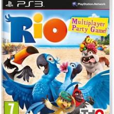 Rio Ps3 - Jocuri PS3 Thq, Actiune, 3+