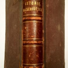 ISTORIA BISERICEASCA, Bucuresti, 1845