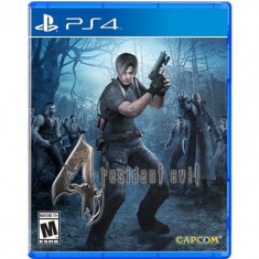 Resident Evil 4 Hd Ps4