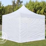 Prelata cort 3x3m pliabil, plafon pvc impermeabil sau pereti 9- 12m NOI - Pavilion gradina
