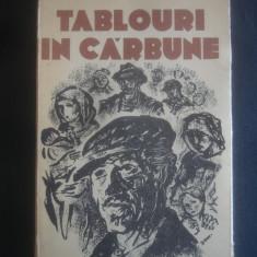 ION PAS - TABLOURI IN CARBUNE  {1947}