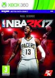 Nba 2K17 Xbox360, Sporturi, 3+