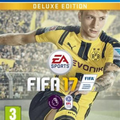 Fifa 17 Deluxe Edition Ps4 - Jocuri PS4, Sporturi, 3+