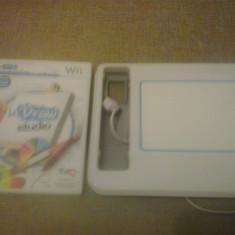 Tableta U Draw +Joc Instant artist - pt Nintendo Wii, Kit acceosrii