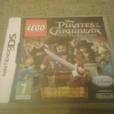 LEGO Pirates of the Caribbean - The Video Game - Joc Nintendo DS - Jocuri Nintendo DS, Actiune, 3+, Single player