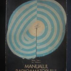 M. TANCIU * I. VIDRASCU - MANUALUL RADIOAMATORULUI