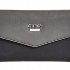 Guess Davison SLG portofel dama nou 100% original. 3 culori. Livrare rapida., Culoare: Bej, Bleumarin, Negru, Negru