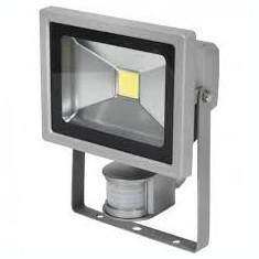 Proiector led 20w cu senzor miscare, proiectoare led lumina alb rece 20 w senzor - Corp de iluminat