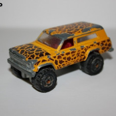 Jeep Cheeroke Majorette 1:64 - Macheta auto