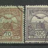 UNGARIA 1916 STAMPILATE