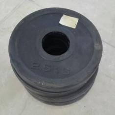 Discuri 2.5 KG Body Sculpture, Greutate (kg): 5