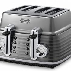 Prajitor de paine DeLonghi ctz4003bg, 4 Felii - Toaster