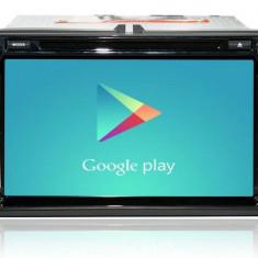 Navigatie Android 4.4 pentru vw passat b6 golf 5 Quad Core 8 inchDVD GPS - Navigatie auto Nakamichi, Volkswagen