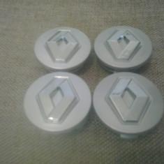 Set 4 capace janta RENAULT - diametru capac 53 mm