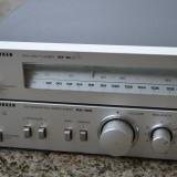 Amplificator Telefunken RA 100+ Tuner RT 100 - Amplificator audio Telefunken, 81-120W
