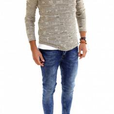 Bluza fashion - bluza barbati - COLECTIE NOUA - cod produs: 7301, Marime: XL, Culoare: Din imagine