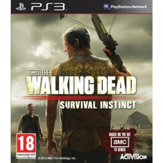 The Walking Dead Video Game Ps3 - Jocuri PS3 Activision